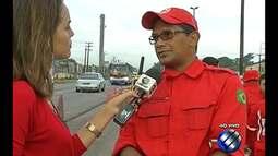 Cruz Vermelha atuará na operação de Carnaval, em parceria com a PRF