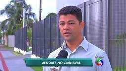 Conselheiro tutelar explica regras para participação de menores no carnaval