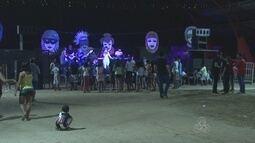 Comunidade do Apolônio Sales, em Rio Branco, já comemora o Carnaval
