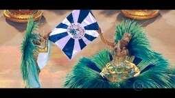 """Último capítulo do documentário especial de Carnaval:""""Nasce um desfile"""""""