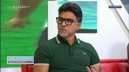 Ricardo Rocha afirma que Corinthians não tem time para Libertadores