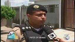 PM de Patos de Minas dá dicas de segurança para recesso de carnaval