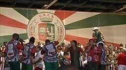 Grande Rio vai homenagear a cidade de Santos no carnaval carioca