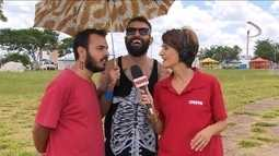 Babydoll de Nylon espera reunir mais de 50 mil pessoas em Brasília
