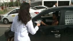 Campanha sobre prevenção de acidentes é realizada em São Luís