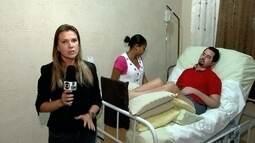 Morador de Guapiaçu luta contra uma doença rara