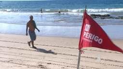 Salvamar registra mais de 30 afogamentos nos três primeiros dias de carnaval