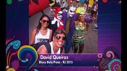 Veja as fotos enviadas pelos internautas que vão aproveitar o Carnaval deste ano