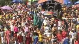 Veja as opções para se divertir durante o carnaval no DF