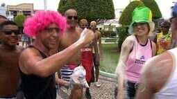 Carnaval em Neópolis tem frevo, blocos de rua e tradicional 'mela-mela'