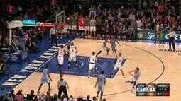 Melhores momentos: Denver Nuggets 101 x 96 New York Knicks pela NBA