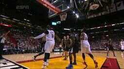 Top 5: confira as melhores jogadas da rodada da NBA