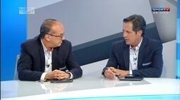 Lino afirma que melhor time do Brasil é o Atlético-MG, mas Lédio vê Grêmio à frente
