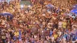 Eixão vira o lugar mais disputado de Brasília no carnaval