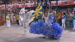 Milton Cunha comenta o desfile da Escola de Samba Unidos da Tijuca
