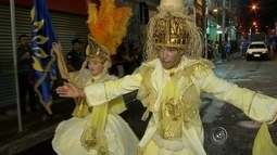 Veja como foram as duas noites de desfile das escolas de samba em Itu