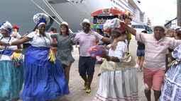Cerca de onze mil turistas chegam a Salvador nesta terça (9)