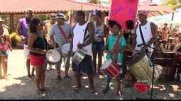 Vitória tem desfile de três blocos no Centro de Vitória nesta terça-feira de carnaval