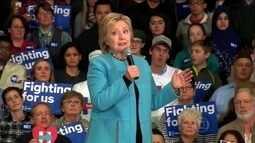 Pré-candidatos à presidência dos EUA se enfrentam em New Hampshire