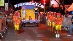 Escolas de Samba de Natal movimentam o Carnaval na Ribeira