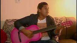 Adolescente de Bambuí passa para próxima fase do The Voice Kids