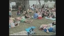 Festival Psicodália reúne milhares em fazenda de Rio Negrinho