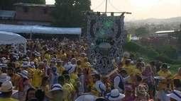 Ceroula arrasta multidão em Olinda