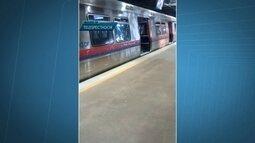 Metrô fecha mais cedo após briga entre passageiros