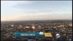 Quarta-feira de cinzas deve ter sol e pancadas de chuva em Ribeirão Preto, SP