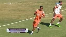 Diego Souza estreia no Fluminense contra o Madureira
