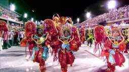 Acompanhe a apuração do desfile das escolas de samba do Rio de Janeiro