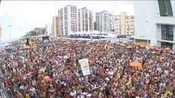 Ivete Sangalo deixa de participar de 'arrastão' por recomendação médica