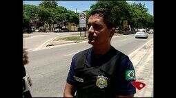 Inspetor da PRF fala sobre número de acidentes durante o feriado, em Linhares, Norte do ES