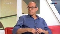 Lédio Carmona elogia Salgueiro, futuro reforço do Botafogo