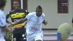 Confira o gol de São Bento 1 x 0 Novorizontino, pelo Campeonato Paulista