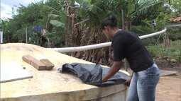 Moradores de Rancho Alegre se preocupam com casos de dengue na região