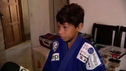 Atleta de Angra dos Reis, RJ, é promessa no Jiu-Jitsu brasileiro