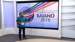 Jogos do Baianão são retomados nesta quarta com Vitória x Vitória da Conquista