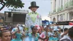 Carnaval do Recife termina com agremiações, Alceu Valença e Elba Ramalho