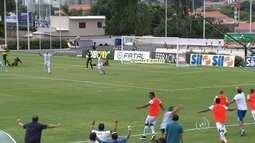 Estreante Diego Clementino garante vitória do São Bento sobre o Novorizontino em Sorocaba