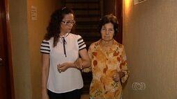 Idosa espera há seis meses por remédio do governo mesmo com ordem judicial, em Goiás