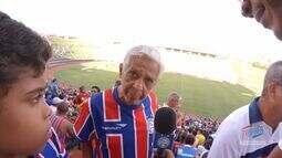 TV Bahêa - Estreia do Bahia no Campeonato Baiano contra o Juazeirense