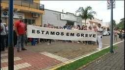Servidores de Itararé entram em greve e pedem aumento de 10%