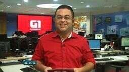 Confira os destques do portal G1 Ceará desta sexta-feira (12)