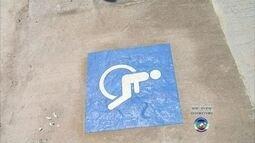 Moradores questionam rampa para cadeirantes instalada na beira de rio em Jundiaí