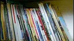 Projeto 'Desapego Literário' incentiva troca de livros em Campos dos Goytacazes, no RJ