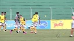 Mirassol encara a Portuguesa pela Série A2 em duelo direto pelo G-8