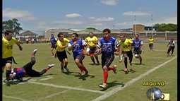 Equipes de futebol americano do Alto Tietê realizam peneira neste domingo (14)