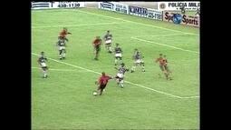 Em 1998, Flamengo e Fluminense ficam no 0 a 0 pelo Torneio Rio São-Paulo