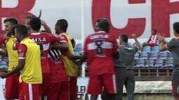 Veja os gols de CRB 3 X 1 ASA pelo Campeonato Alagoano